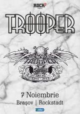 Brasov: Trooper - Strigat (Best of 2002-2019)