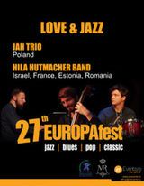 EUROPAfest: Concert Love and Jazz