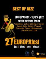 EUROPAfest 2020: Best of jazz