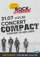 Concert Compact la Rock Summer Weekend