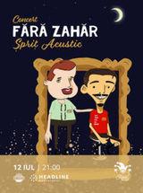 Concert FARA ZAHAR - Sprit Acustic