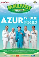Concert Azur canta la FAMILYFEST Island