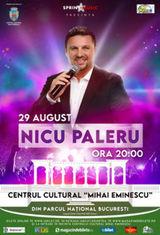 Concert Nicu Paleru