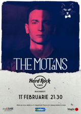 Concert The Motans pe 11 februarie 2021