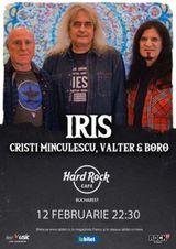 Concert Cristi Minculescu, Valter si Boro pe 12 februarie 2021