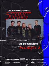 Ploiesti: Concert - 5GANG 2