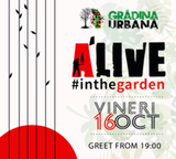 A'Live #intheGarden