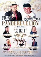 PANDEREVELION - Un spectacol on-line cu muzica, dans si comedie!
