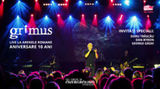 Concert aniversar Grimus  10 ani