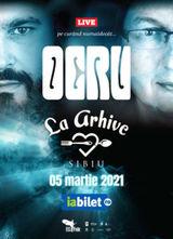 Sibiu: Concert OCRU live La Arhive