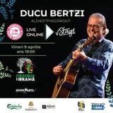 Ducu Bertzi live in the Garden (Online)
