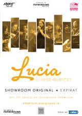 Concert Overground Showroom: Lucia & Muse Quartet