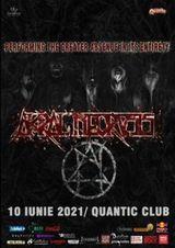Concert Akral Necrosis @ Club Quantic.