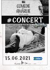 Concert FARA ZAHAR - Comedie Amaruie