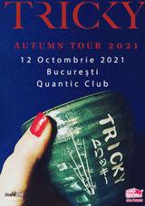 Concert TRICKY in Quantic Club