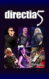 Concert Directia 5 - Povestea Noastra la Botosani