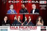 Concert Pop Opera la Sala Palatului