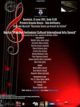 Recital Preludiul Festivalului Cultural International Arta Sonora