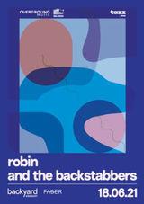 Concert Robin and the Backstabbers la Timisoara