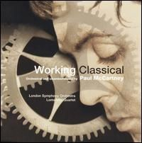 Paul McCartney - Working Classical Orchestral and Chamber Music by Paul McCartney