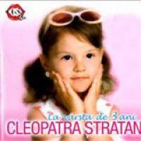 Cleopatra Stratan - La varsta de 3 ani