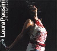 Laura Pausini - Live in Paris 05