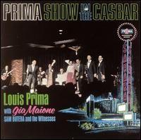 Louis Prima - Prima Show in the Casbar