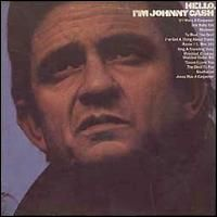 Johnny Cash - Hello I m Johnny Cash CBS