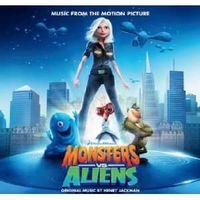 Soundtrack - Monsters vs. Aliens