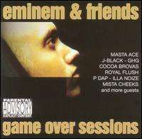 Eminem Eminem & Friends: Game Over Sessions