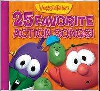 VeggieTales - 25 Favorite Action Songs!