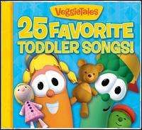 VeggieTales - 25 Favorite Toddler Songs!