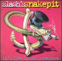 Slash - It's Five O'Clock Somewhere