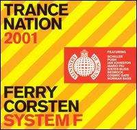 Ferry Corsten - Trance Nation, Vol. 5