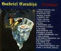 Gabriel Cotabita - Prizonier