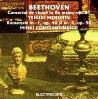 Various - Ludwig van Beethoven: Concerto in D major for violin and orchestra