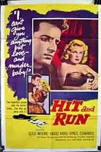 Soundtrack - Hit and Run (1957)