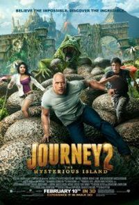 Soundtrack - Journey 2: The Mysterious Island (2012)