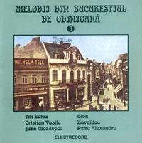 Various - Melodii din Bucurestiul de odinioara