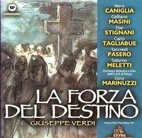 Giuseppe Verdi - La Forza Del Destino - CD 1