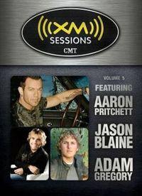 Adam Gregory - XM Sessions CMT, Vol. 5