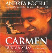 Andrea Bocelli - Carmen: Duets & Arias