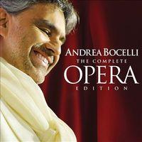 Andrea Bocelli - The Complete Opera Edition
