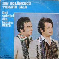 Various - Ion Dolanescu si Tiberiu Ceia - Doi voinici din lumea mare
