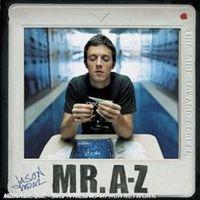 Jason Mraz Mr. A-Z