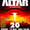 Altar - concert aniversar 20 de ani