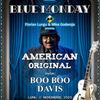 Concert Boo Boo Davis la Hard Rock Cafe, Bucuresti