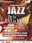 Concert de jazz si django simfonic  Orchestra Romana de Tineret  la Sala Radio