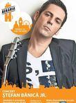 Concert Stefan Banica Jr. la Beraria H