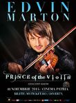 Concert Edvin Marton la Cinema Patria
